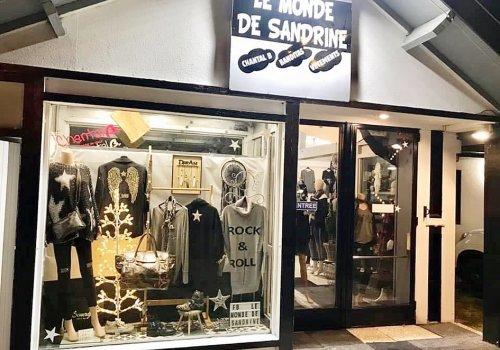 Le Monde De Sandrine