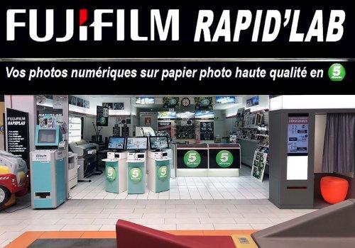 Fujifilm Rapid'Lab