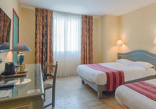 Hôtel Le Saint-Nicolas***