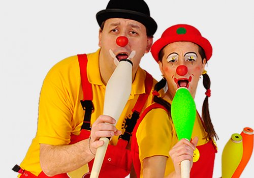 Choupette Le Clown