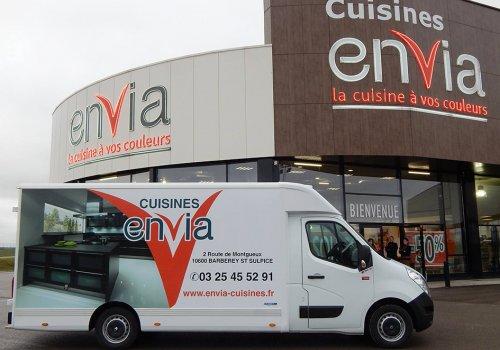 Cuisines Envia