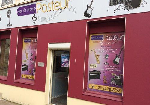 École De Musique Pasteur