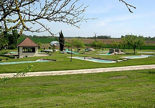 Minigolf La Mangeoire
