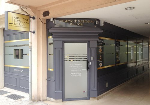 Le Comptoir National de L'Or