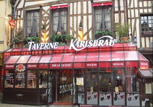 La Taverne de Troyes